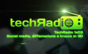 TechRadio Podcast 1x03 Cover