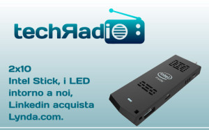 techRadio 2x10
